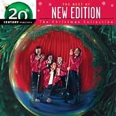 New Edition / The Christmas Collection - 20Th Century Masters (수입/미개봉)