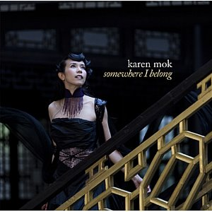 [중고] 막문위 (Karen Mok) / Somewhere I Belong (dz3119)