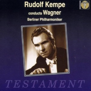 [중고] Rudolf Kempe / Rudolf Kempe conducts Wagner by Testament (수입/sbt1035)