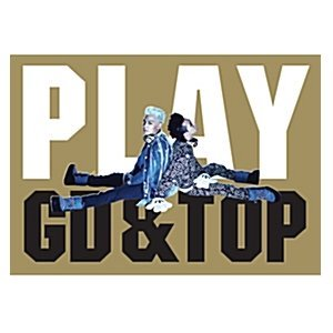 [중고] [DVD] 지디 & 탑 (GD & TOP) / Play With GD & TOP (2DVD+Photobook)