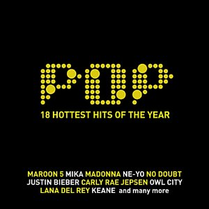 [중고] V.A. / Pop: 18 Hottest Hits Of The Year