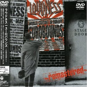 [중고] [DVD] Loudness / Eurobounds (일본수입/coba4568)