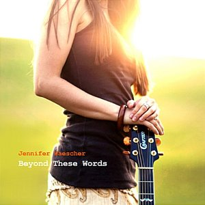 [중고] Jennifer Waescher / Beyond These Words (Digipack)