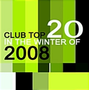 [중고] V.A. / Club Top 20 In The Winter Of 2008