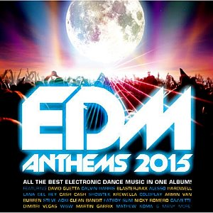 [중고] V.A. / EDM Anthems 2015 (2CD)