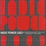[중고] V.A. / Indie Power 2003