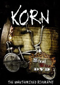 [DVD] Korn / Steal This DVD - The Unauthorized Biography (수입/미개봉)