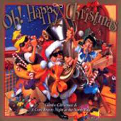 V.A. / Oh! Happy Christmas (2CD/미개봉)