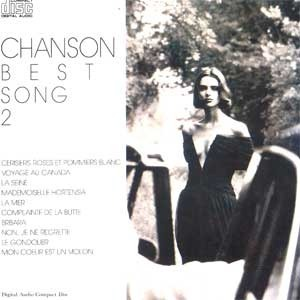 [중고] V.A. / Chanson Best Song Vol.2