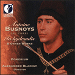 Alexander Blachly / Antoine Busnoys : In hydraulis & other works (수입/미개봉/dor90184)