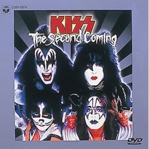 [중고] [DVD] Kiss / セカンド・カミング (The Second Coming) (일본수입/coby70019)