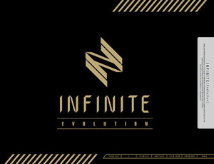 인피니트 (Infinite) / Evolution (2nd Mini Album/미개봉)