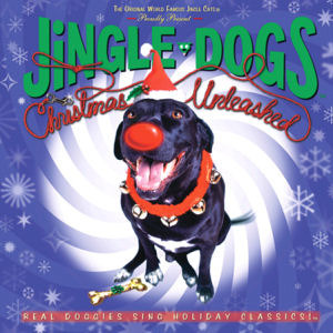 [중고] V.A. / Jingle Dogs (징글독) : Christmas Unleashed (홍보용)