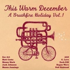 V.A. / This Warm December: Brushfire Holiday's Vol. 1 (Digipack/수입/미개봉)