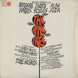 [중고] [LP] O.S.T. (Barbara Harris, Larry Blyden) / The Apple Tree (수입)