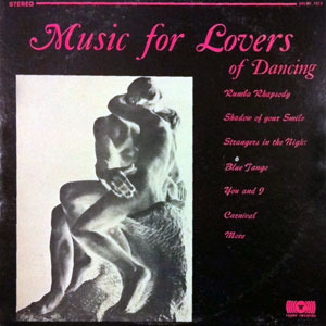 [중고] [LP] V.A. / Music For Lovers Of Dancing (수입)