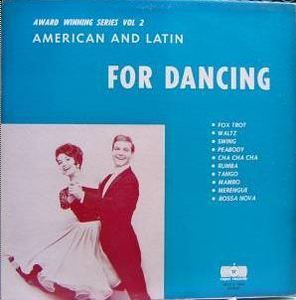 [중고] [LP] V.A. / Award Winning Series Vol.2 - American And Latin For Dancing (수입)