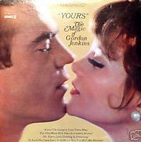 "[중고] [LP] Gordon Jenkins / The Magic Of Gordon Jenkins ""Yours"" (수입)"