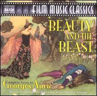 Adriano / Auric: Beauty & the Beast (수입/미개봉/8557707)