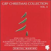 [중고] V.A. / Grp Christmas Collection Vol.II (수입)