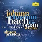 [중고] Simon Preston / Bach : The Organ Works (14CD BOX SET/수입/4694202)