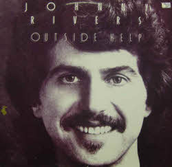 [중고] [LP] Johnny Rivers / Outside Help (수입/프로모션용)