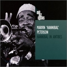 Marvin Hannibal Peterson / Hannibal In Antibes (수입.미개봉/Digipack)
