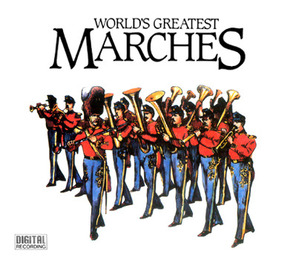 [중고] V.A. / World's Greatest Marches (cdm821)