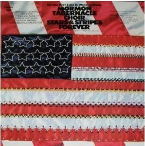 [중고] [LP] Mormon Tabernacle Choir / Stars & Stripes Forever (수입/프로모션용)