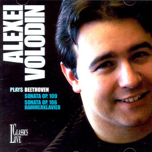 Alexei Volodin / Beethoven - Piano Sonatas Op.109 & 106 (수입/미개봉/lcl805)