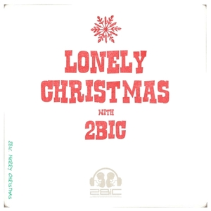 [중고] 투빅 (2Bic) / Lonely Christmas (Digipack/홍보용)