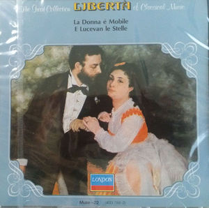 V.A. / The Great Collection Of Classical Music - La Donna E Mobile (미개봉/muse22)