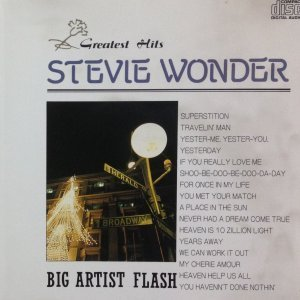 [중고] Stevie Wonder / Greatest His - Big Artist Flash (일본수입/ecd10026)