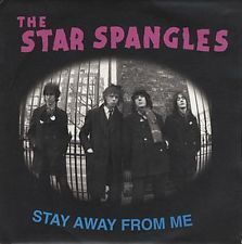 [중고] [LP] Star Spangles  / Stay Away From Me (수입/7인치 Single)