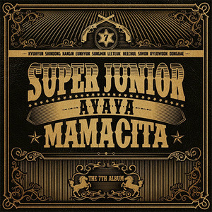 [중고] 슈퍼주니어 (Super Junior) / 7집 Mamacita (Box Case)