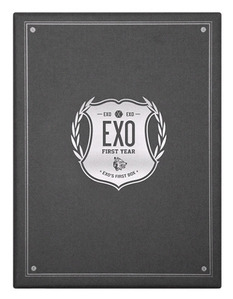 [DVD] 엑소 (Exo) / EXO's First Box (4DVD Box/미개봉)