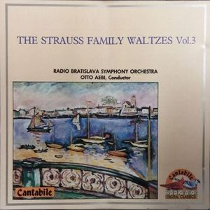 [중고] Otto Aebi / The Strauss Family Waltzes Vol.3 (sxcd5076)