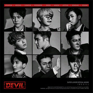 [중고] 슈퍼주니어 (Super Junior) / Devil (Special Album)