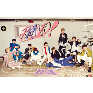 업텐션 (Up10tion) / Bravo! (2nd Mini Album/미개봉)