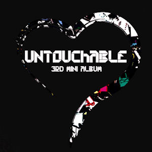 [중고] Untouchable (언터쳐블) / Untouchable (3rd Mini Album)