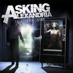[중고] Asking Alexandria / From Death To Destiny (+3 Bonus Tracks)
