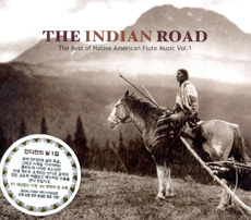 [중고] V.A. / The Indian Road (홍보용)