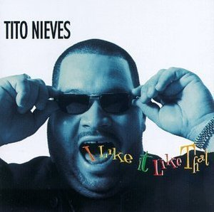 [중고] Tito Nieves / I Like It Like That (홍보용)