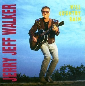 [중고] Jerry Jeff Walker / Hill Country Rain (수입)