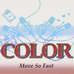 Color / Move So Fast (일본반/Single/홍보용/미개봉)