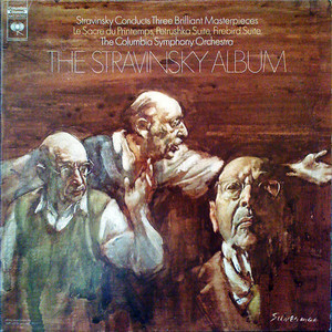 [중고] [LP] Igor Stravinsky / The Stravinsky Album (수입/2LP/mg31202)
