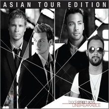 [중고] Backstreet Boys / Unbreakable (CD+DVD/Asia Tour Edition/아웃케이스)