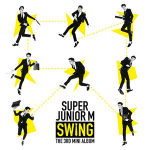 [중고] 슈퍼주니어 엠 (Super Junior M) / Swing (The 3rd Mini Album)