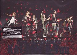 [중고] Kat-Tun (캇툰) / Tour 2007 Cartoon Kat-Tun II You (일본수입/2DVD/Digipack/jaba50295030)