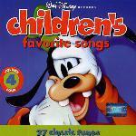 [중고] V.A. / Walt Disney Children's Favorite Songs Vol. 4